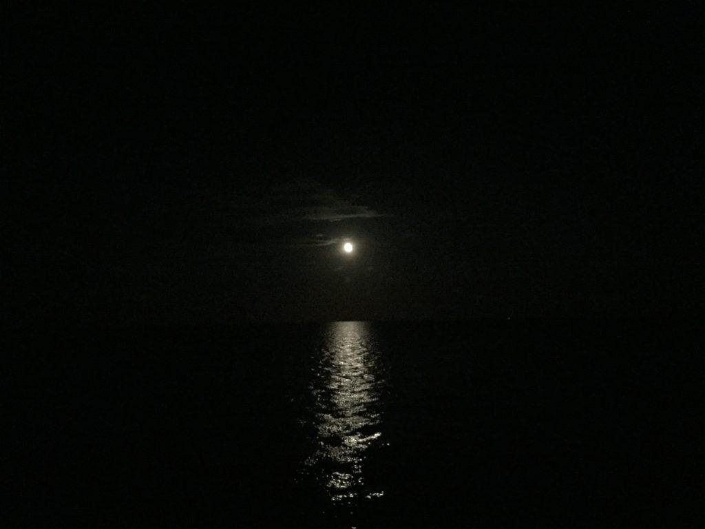 Nachtsegeln